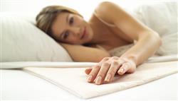 Angenehmes Klima unter der Bettdecke – durch die speziellen Holzspäne